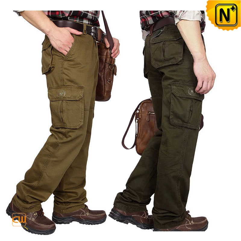 Skinny Cargo Pants For Men CW140408 on Luulla